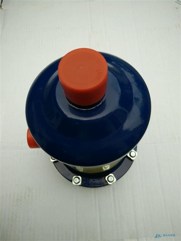 冷库空调制冷干燥过滤桶PKA-40042/134mm焊口干燥过滤