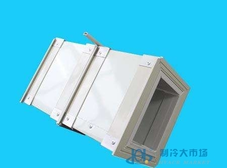 彩钢铝箔酚醛复合风管板