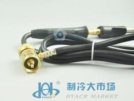 中祺无氧焊枪 T-CA 带电子打火.带软管