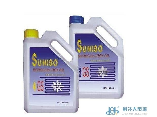 日本进口SUNISO太阳冷冻油3GS+200L/桶