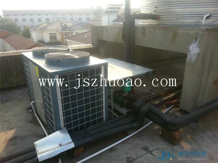 卓奥医院专用热泵机组