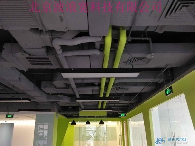 北京中央空调通风风道改造风口安装