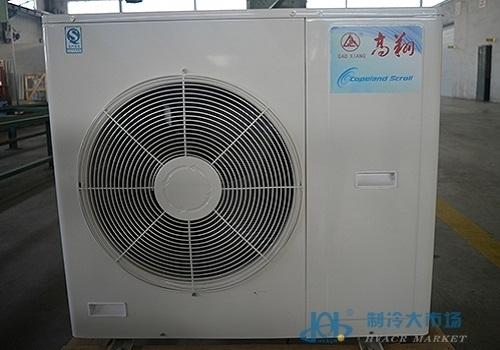 涡旋式制冷压缩机组