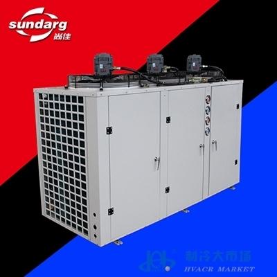 防爆风冷热泵全新风空调机组