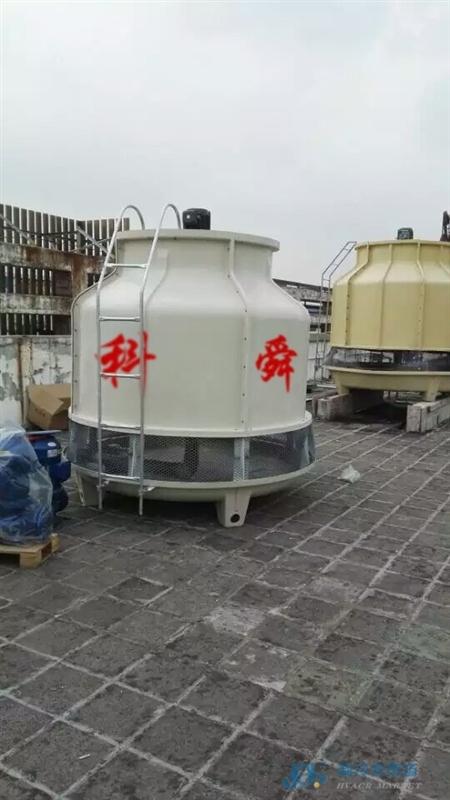 中山冷却塔维修-中山高温圆形冷却塔