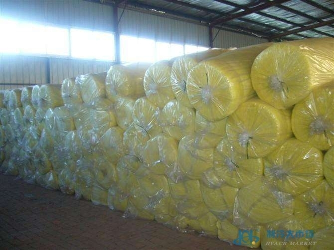 新疆高品质玻璃纤维制品玻璃棉保温材料