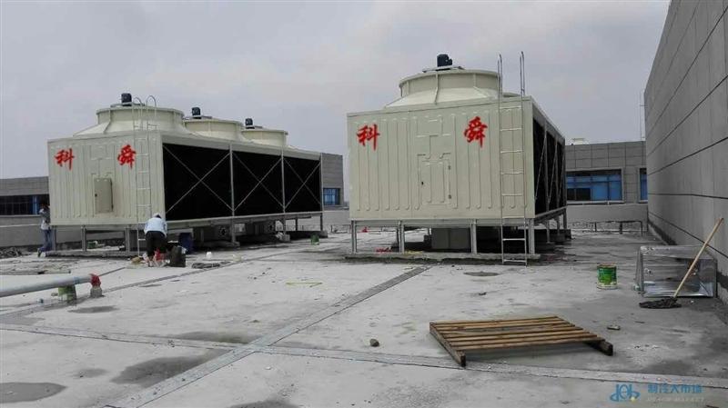 中山南头冷却塔  高温圆形冷却塔