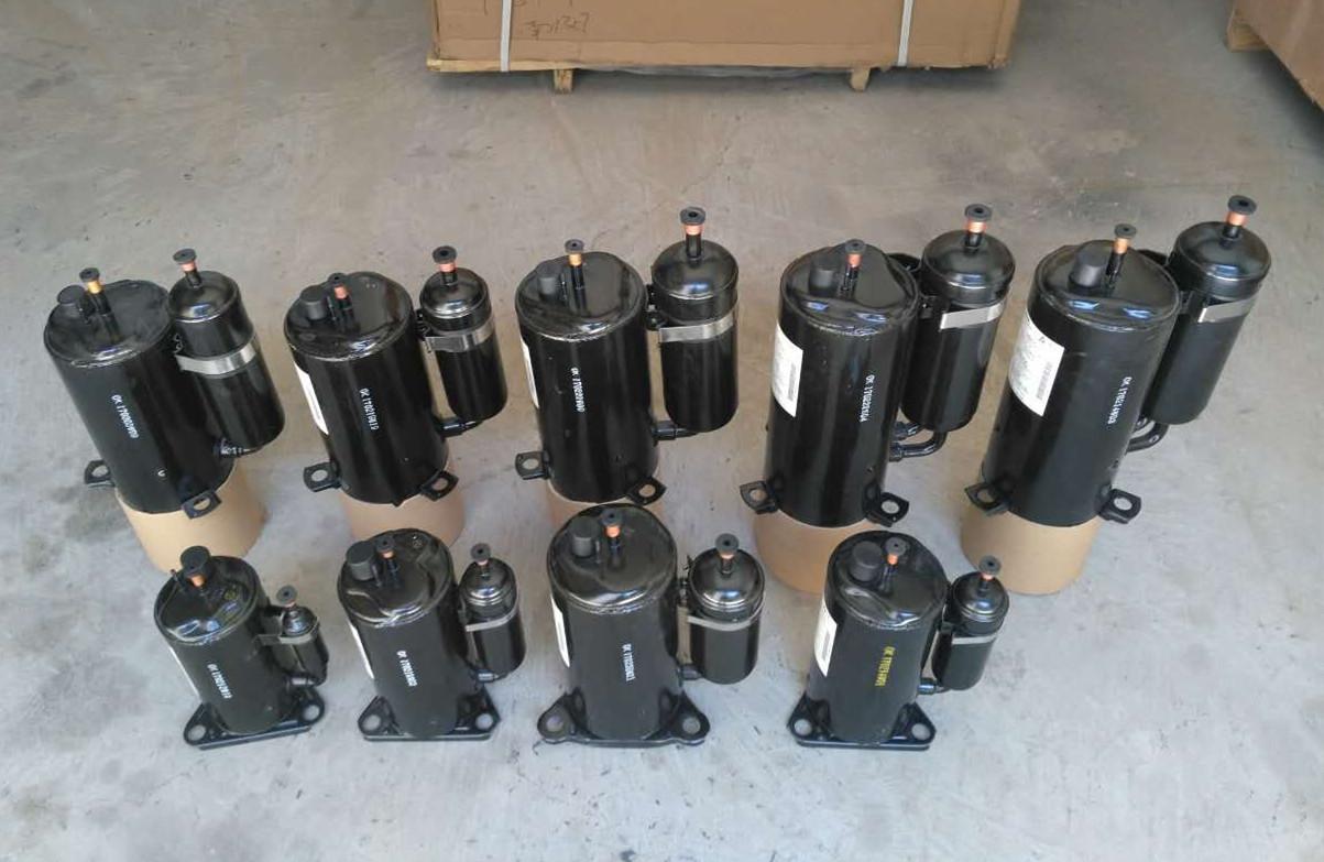 松下空调压缩机2P17S225ANQ