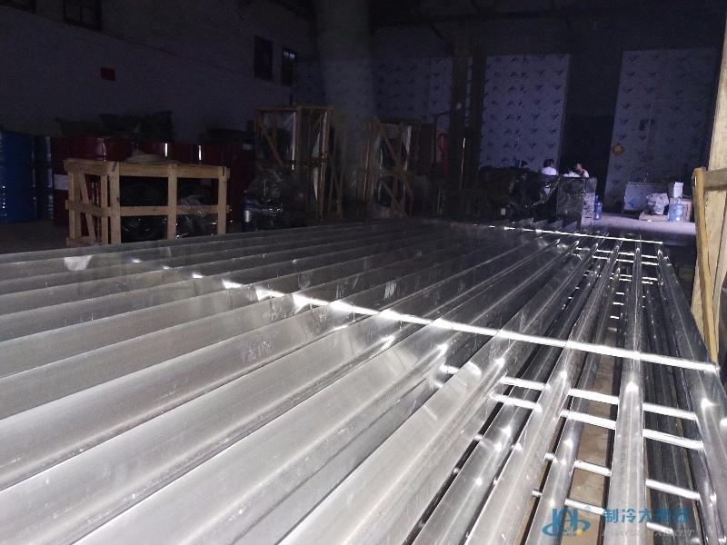 32两翼铝排管