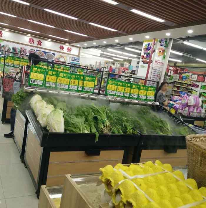 蔬菜架加湿器
