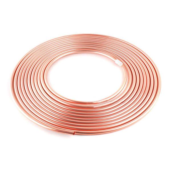 龙煜铜管(蚊香盘管)