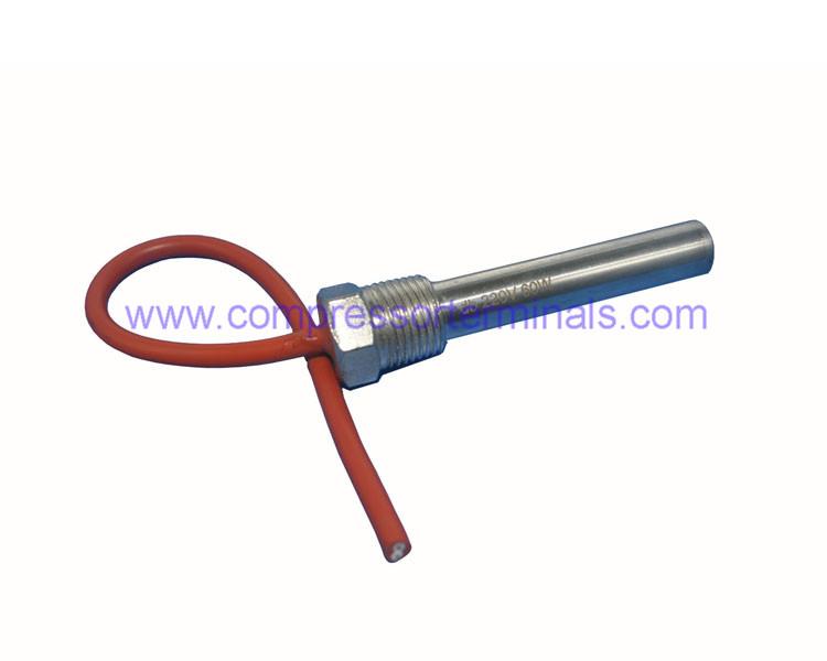 曲轴加热器用加热管