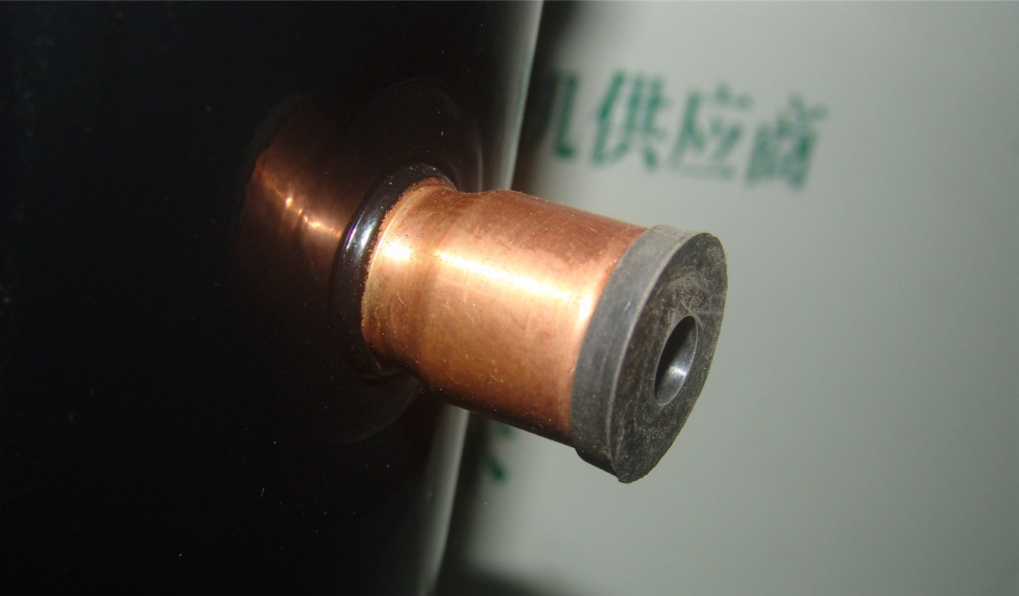 全新禾力HEZB21KQ-PFG-588涡旋制冷压缩机