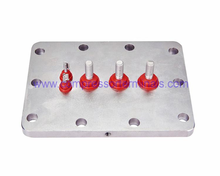白三菱5P.10P.15P接线板