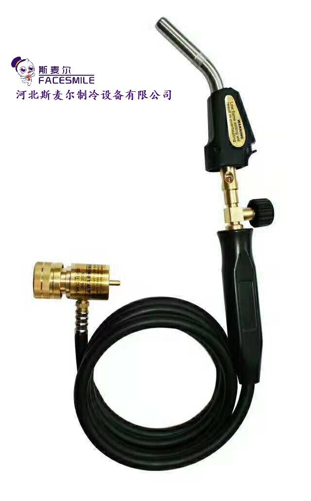 单管无氧焊枪