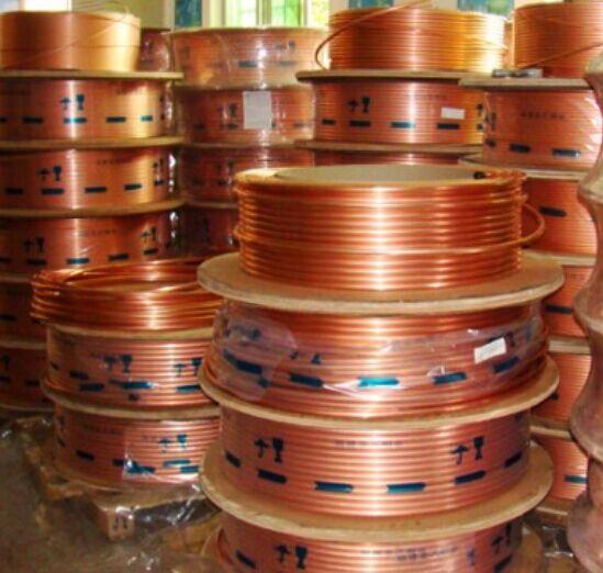 龙煜铜管水平盘(m) Φ6×0.5 制冷铜管空调铜管