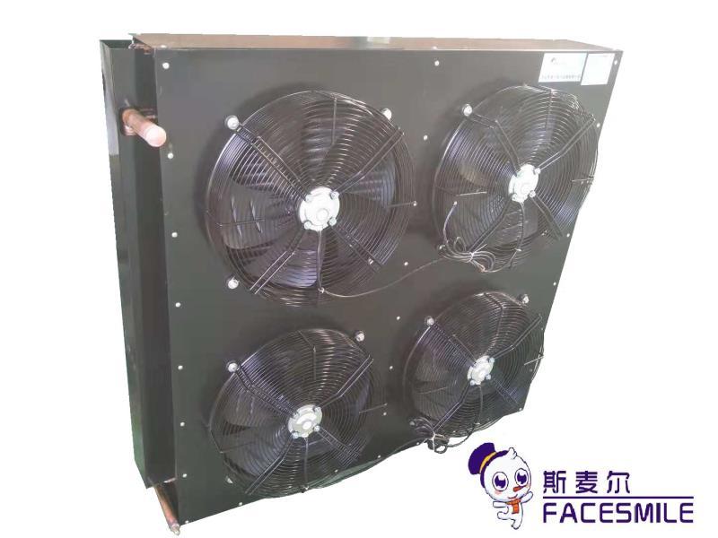 100平方风冷冷凝器