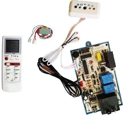 KGOOD牌出口空调控制系统