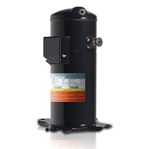 英华特高温烘干专用涡旋压缩机