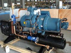 昆山螺杆机组维修保养、风冷模块机组维修、地源热泵螺