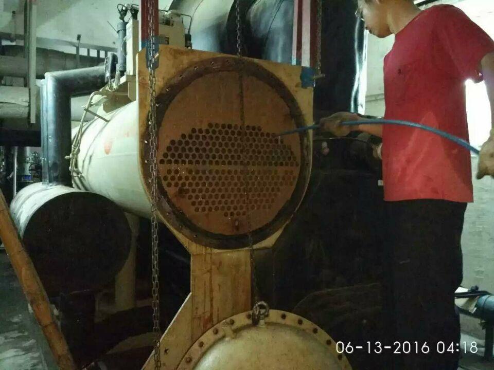 启山高效中央空调通炮机 QX-208便携式通炮机