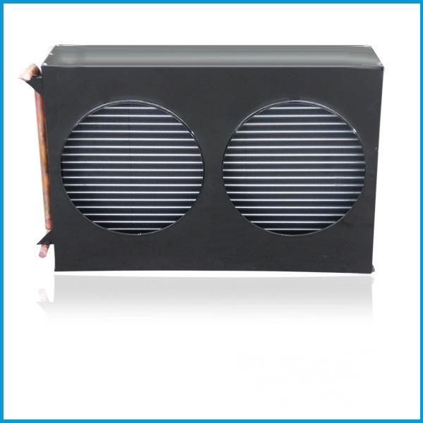 双电机冷凝器