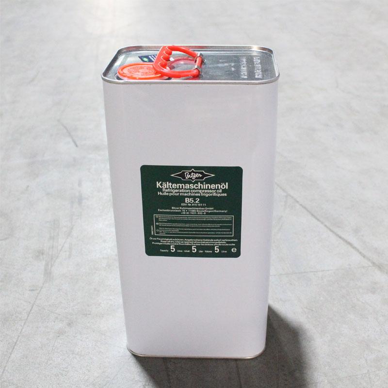 原装比泽尔压缩机专用冷冻机油B5.2