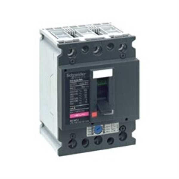 施耐德NSE100E/3P塑壳断路器
