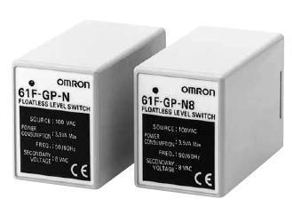 欧姆龙液位开关61F-GP-N8 220VAC