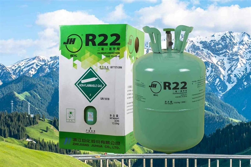 巨化R22净重13.6kg