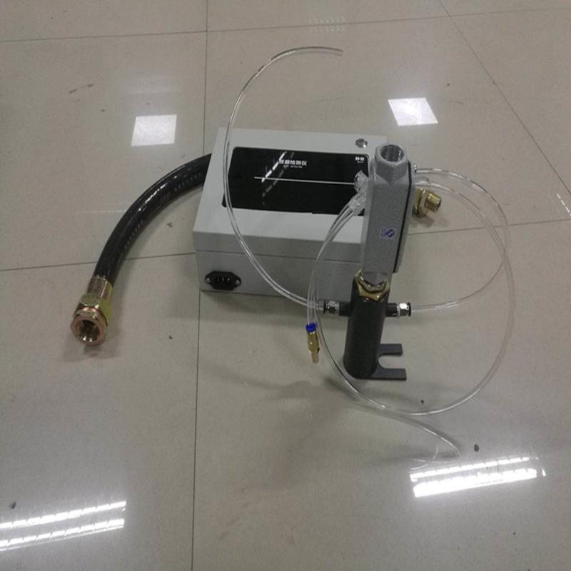 双层油罐测漏检测装置