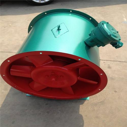 管道屋顶消防排烟风机 柜式离心送风机已通过3C认证