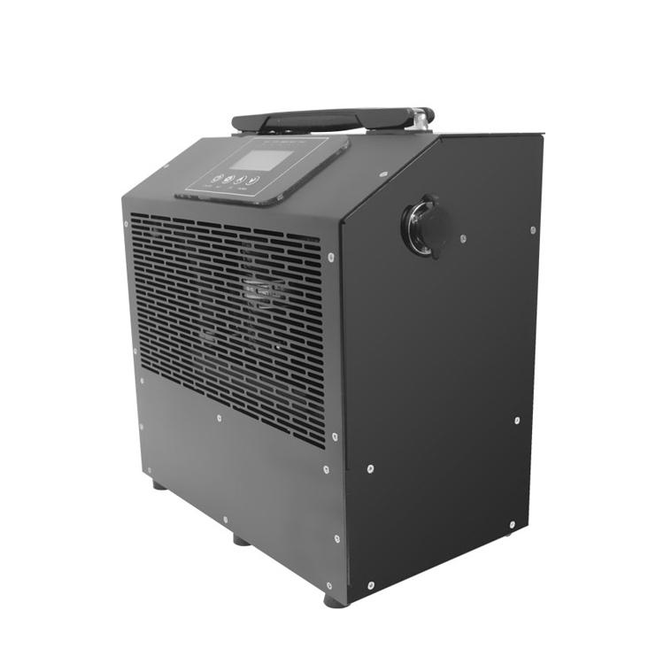 便携式仪器仪表专用冷水机 直流24V供电CS-MRC-Q400系