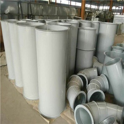 玻璃钢无机风管 耐磨彩钢酚醛风管厂家现货销售