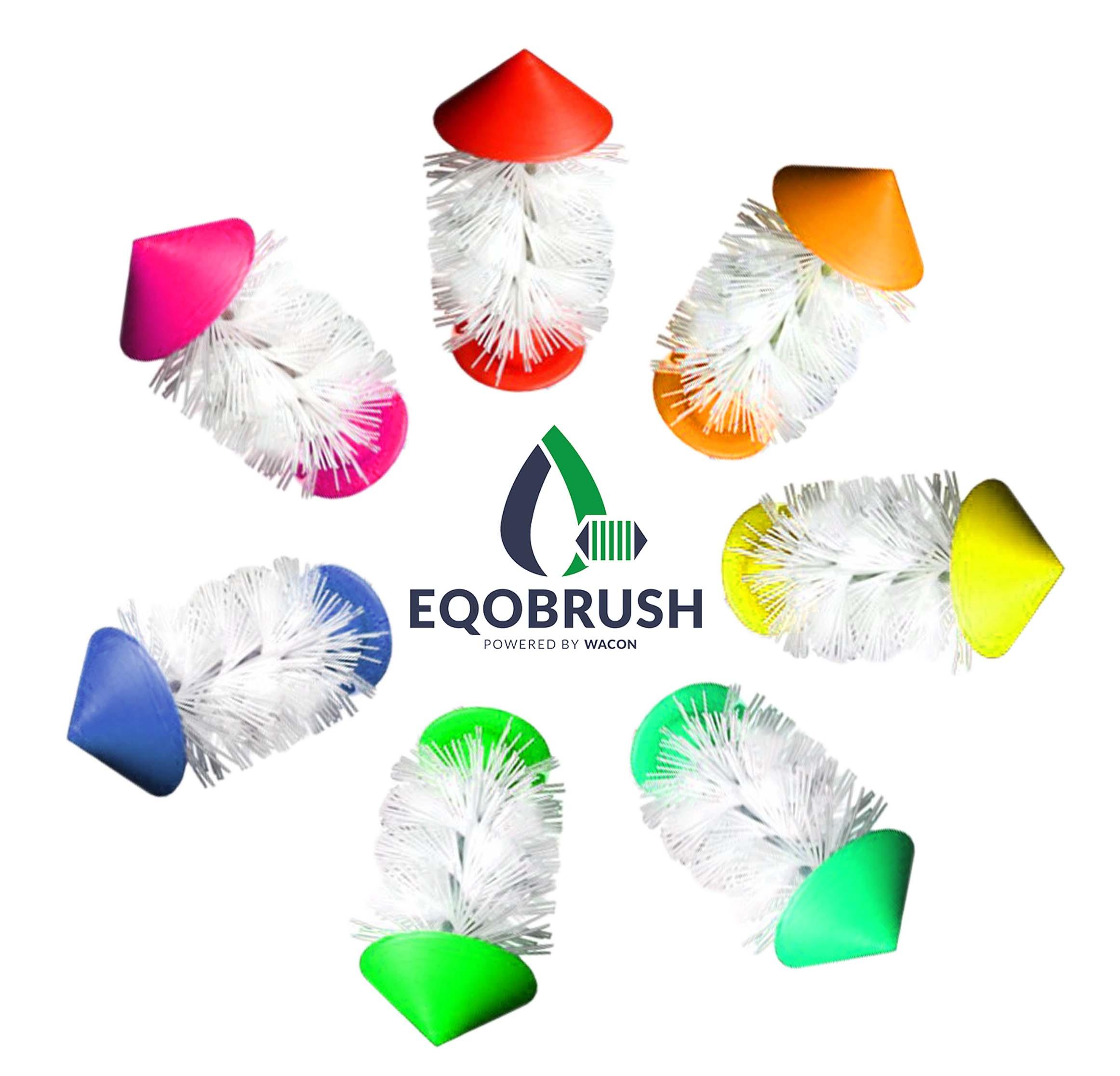 在线管刷清洗EQOBRUSH全自动清洗装置