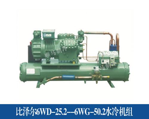 比泽尔6WD-25.2-6WG-50.2水冷机组