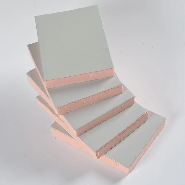 中央空调风管单双面彩钢保温复合板风管板地暖风管