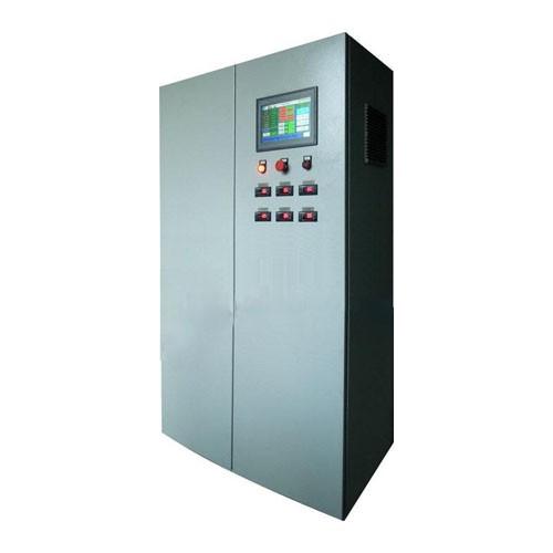 福柯思---螺杆并联机组全自动热氟融霜PLC控制柜