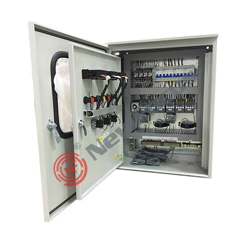 福柯思----室外防雨型电控箱