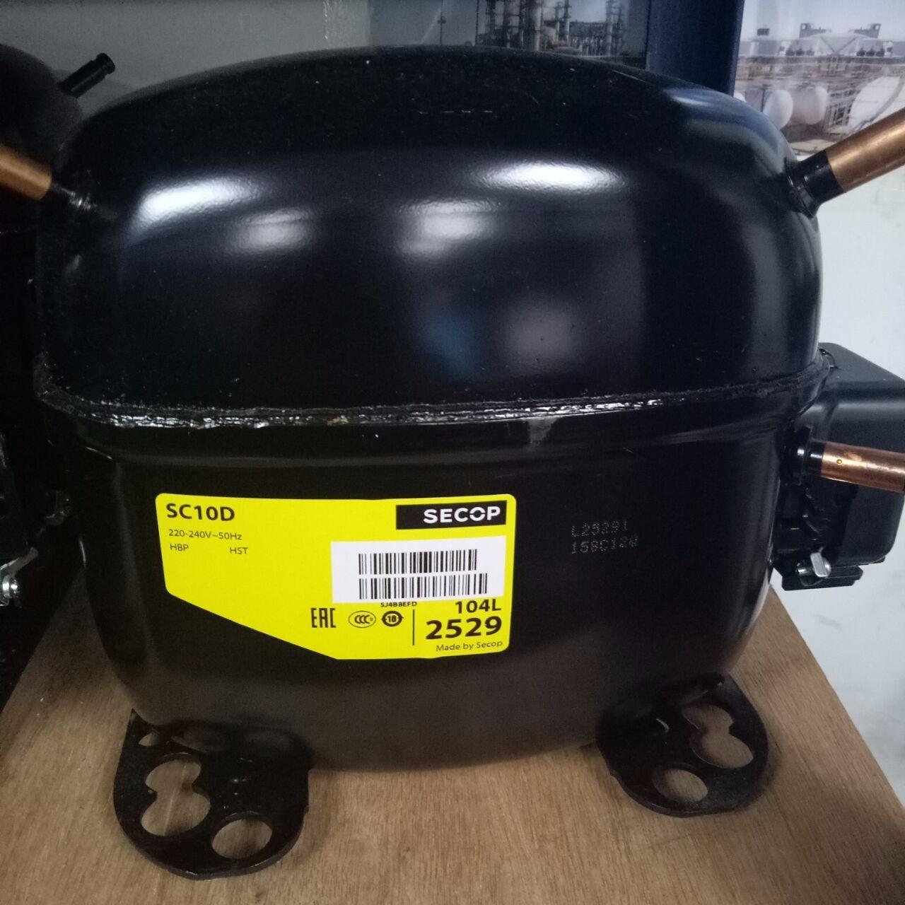 丹佛斯SC10D压缩机  R22制冷剂