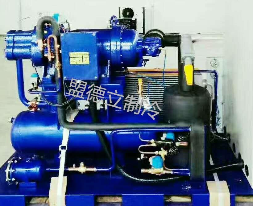 莱富康螺杆水冷冷水机组