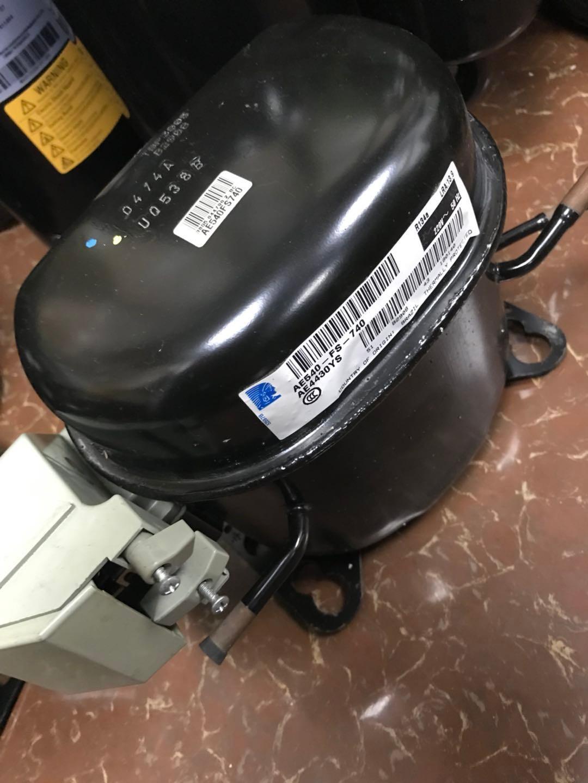 泰康AE4430YS压缩机  R134a制冷剂