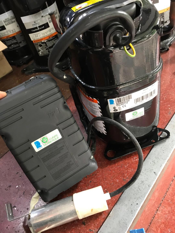 泰康CAJ4517Z压缩机  R404A制冷剂