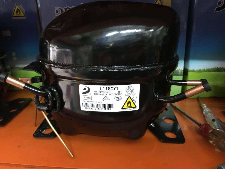 东贝L118CY1压缩机  R600a制冷剂