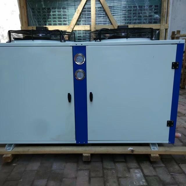 制冷机组压缩机冷库全套设备设计安