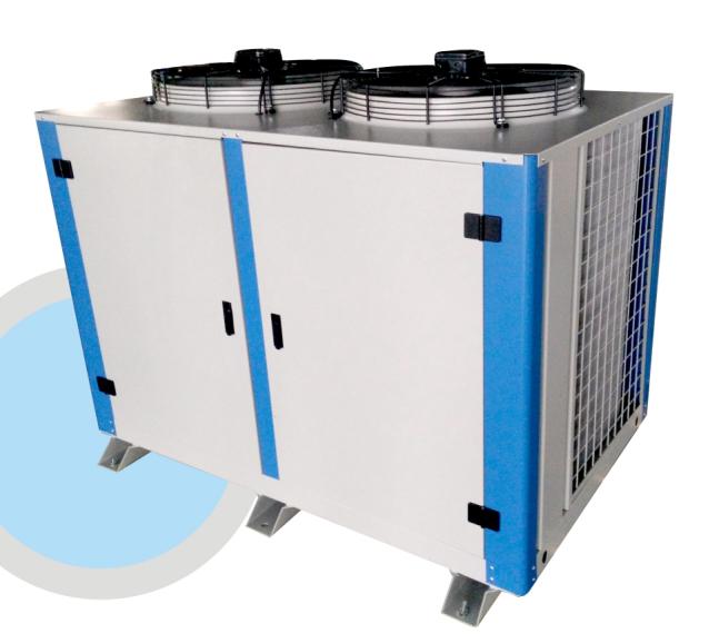 FNU型柜式风冷机组箱