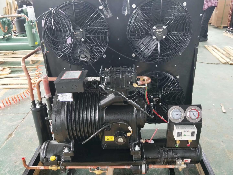 4S151D箱式机组 冷库V型一体机