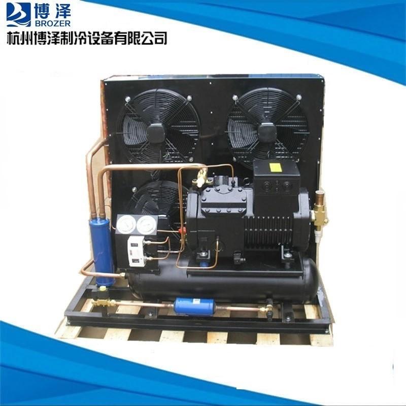 -18度100立方15HP冷库机组全套制冷设备配件大小型
