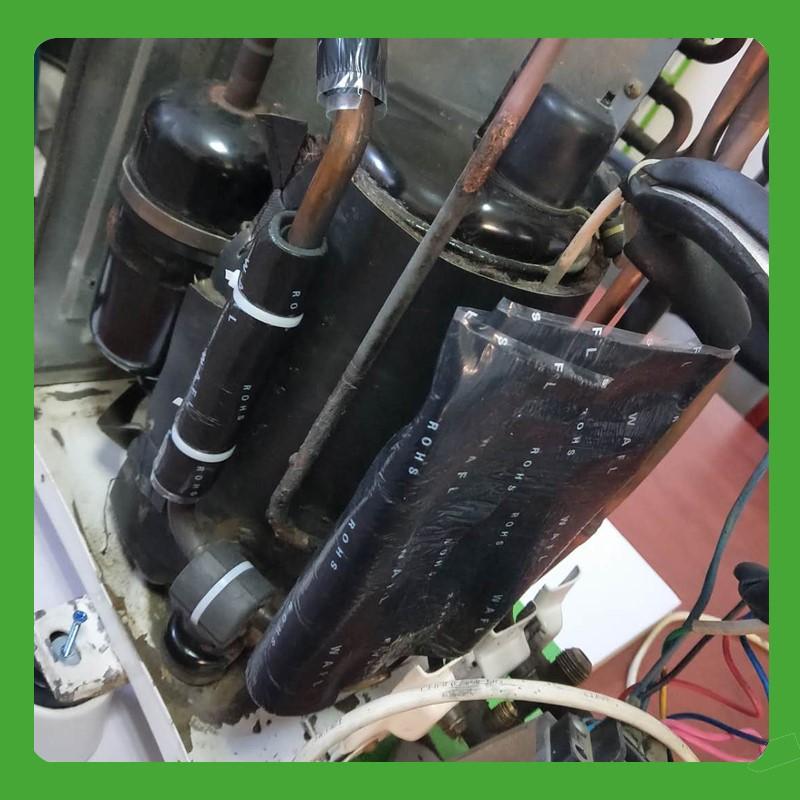 消音防震阻尼块  铜管减震阻尼胶 降噪