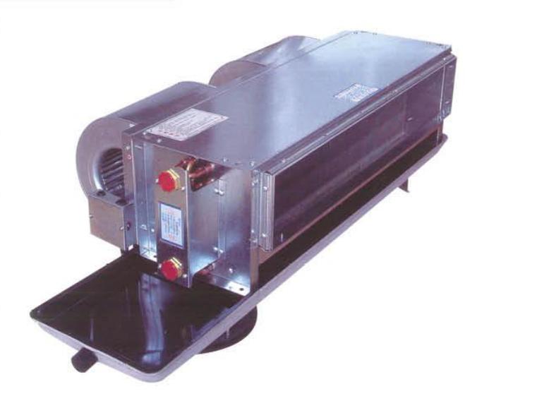 金力特FP-34风机盘管暗装式 右向